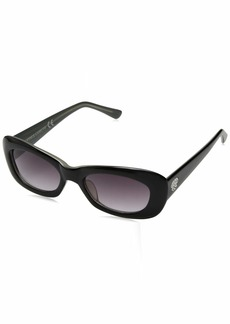 VINCE CAMUTO Women's VC843 Rectangular UV Protective Sunglasses | Wear Year-Round | Luxe Gifts for Women