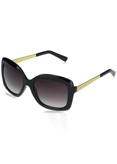 VINCE CAMUTO Women's VC890 Timeless UV Protective Butterfly Sunglasses | Wear Year-Round | Luxe Gifts for Women