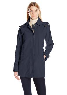 Vince Camuto Women's Water Repellent Rain Jacket  X-Large