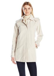 Vince Camuto Women's Water Repellent Rain Jacket