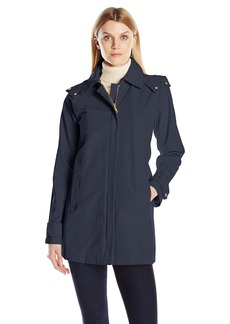 Vince Camuto Women's Water Repellent Rain Jacket  Large