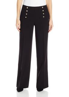 Vince Camuto Women's Wide Leg Sailor Pants