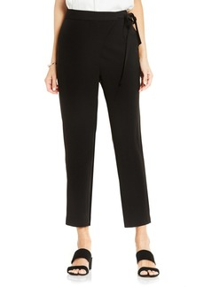 Vince Camuto Wrap Front Trousers