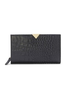 Vince Camuto Zinia Multi-Compartment Leather Wallet