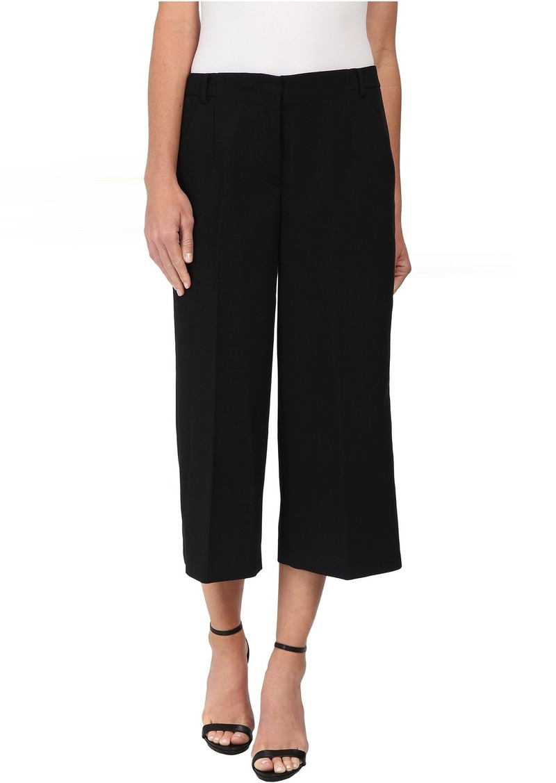 Vince Camuto Zip Front Culottes