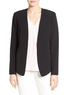 Vince Camuto Zip Pocket Blazer (Regular & Petite)