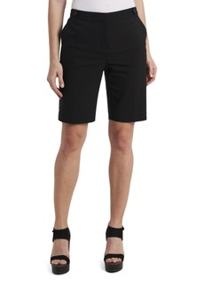 Vince Camuto Women's Double Weave Bermuda Shorts