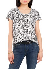Women's Vince Camuto Animal Print T-Shirt