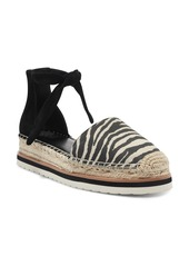 Vince Camuto Binadee Ankle Tie Platform Espadrille