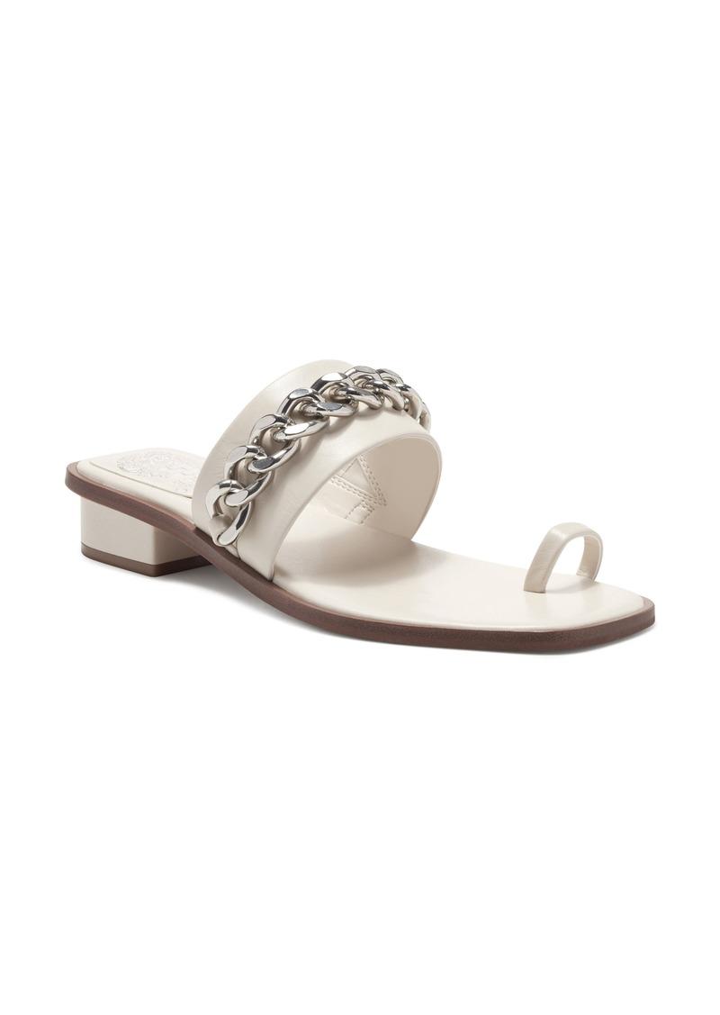 Vince Camuto Yamell Chain Slide Sandal