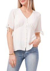 Women's Vince Camuto Front Button Blouse