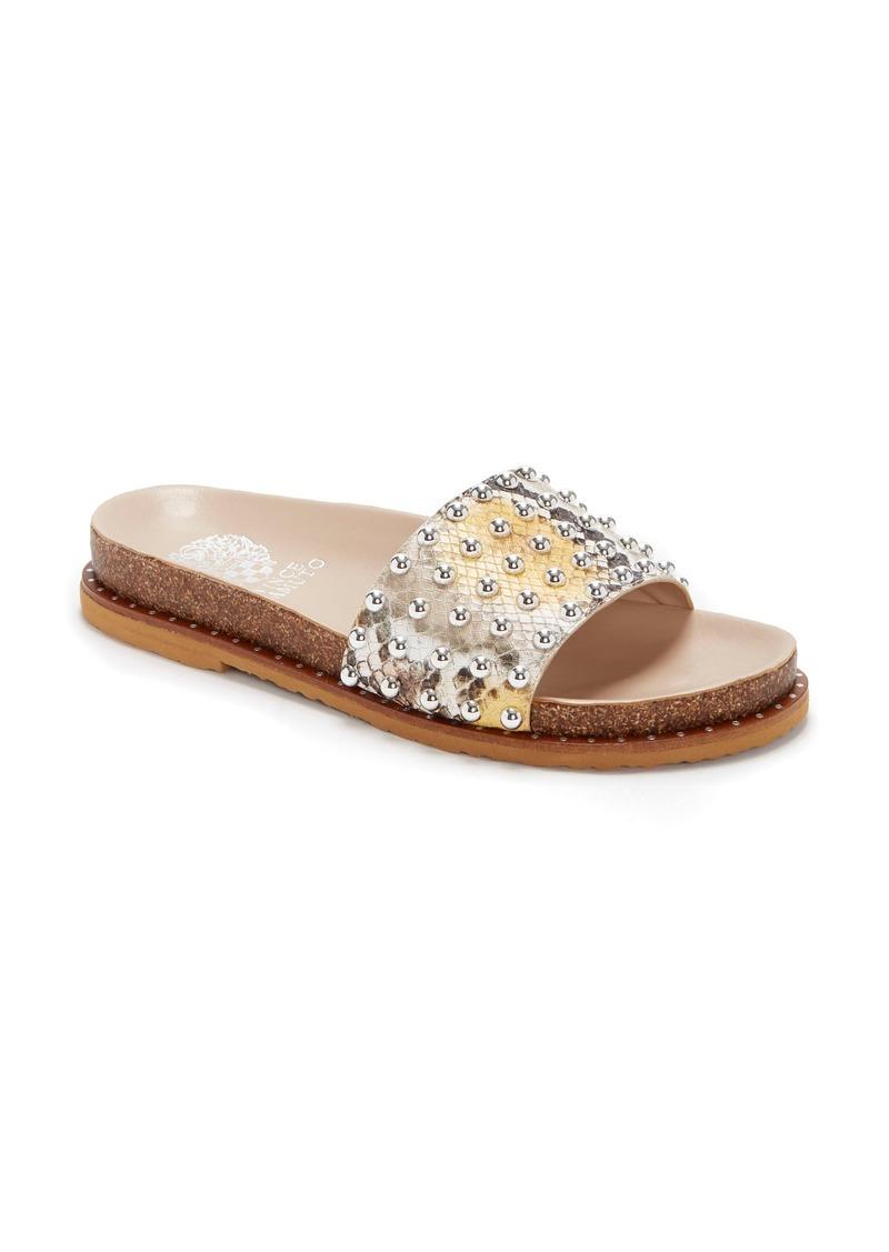 Vince Camuto Kortlen Studded Slide Sandal