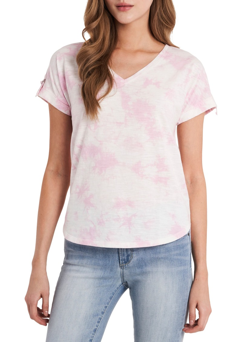 Women's Vince Camuto Tie Dye T-Shirt