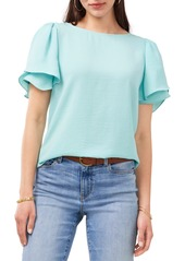 Women's Vince Camuto Tiered Sleeve Blouse