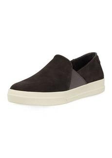 Vince Carlin Suede Slip-On Sneaker
