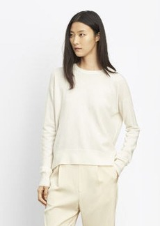 Vince Cashmere Boxy Pullover