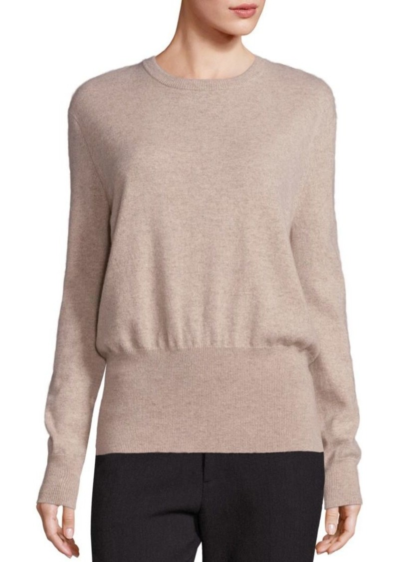 a7160926b1f Vince Cashmere Cutout Back Sweater Now  129.99