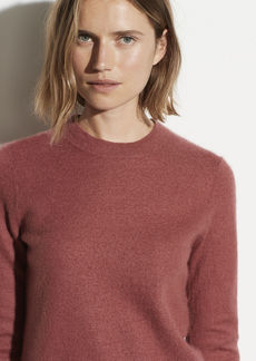 Vince Cashmere Fitted Crew