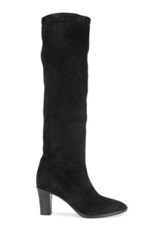 Vince Casper Suede Knee-High Boots