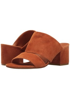 48258841a0a On Sale today! Vince Vince Dawson Leather Flat Slingback Slides