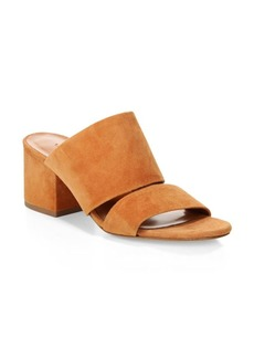 Vince Charleen Suede Sandals