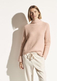 Vince Chunky Ribbed Turtleneck