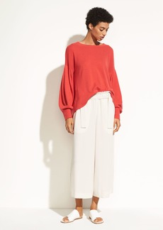 Cinched Waist Culotte