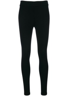 Vince classic fitted leggings