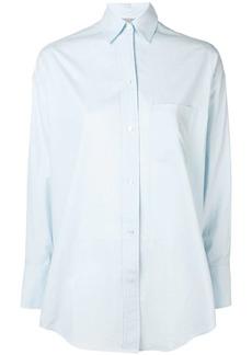 Vince classic plain shirt