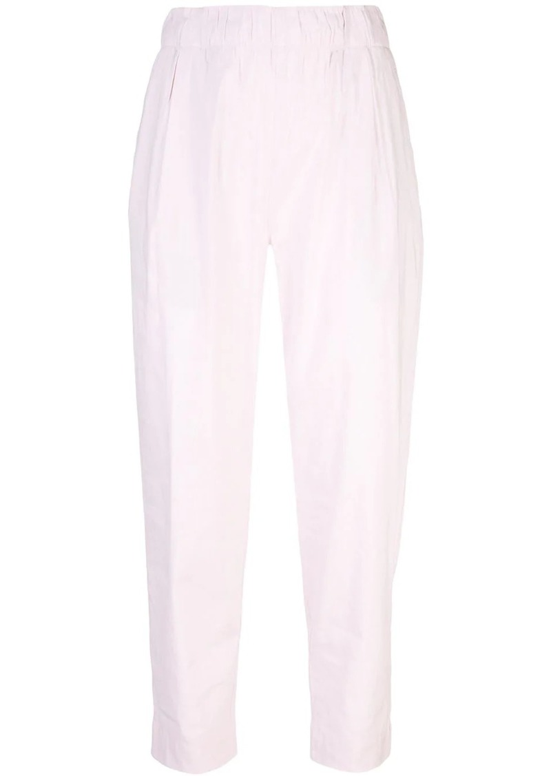 Vince classic tapered trousers