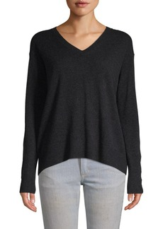 Vince Classic Wool & Cashmere Sweater