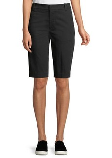 Vince Coin-Pocket Bermuda Shorts
