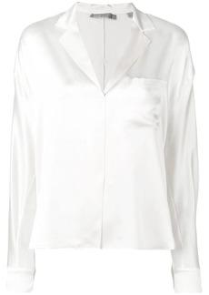Vince concealed fastening blouse