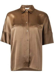 Vince concealed pocket shirt