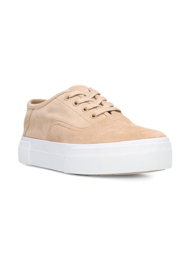 f8810d33c1f1 Vince Copley Suede Platform Sneakers