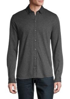 Vince Cotton & Cashmere Shirt