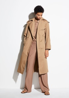 Vince Cotton Trench