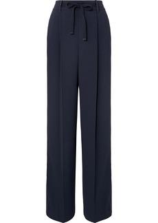 Vince Crepe Wide-leg Pants