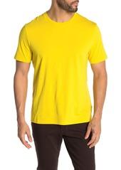 Vince Crew Neck Knit T-Shirt