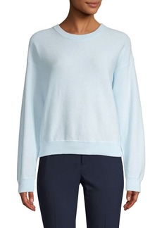 Vince Crewneck Cotton Sweater
