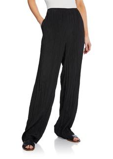 Vince Crinkle Pull-On Pants