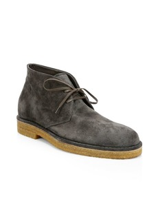 Vince Crofton Suede Chukka Boots
