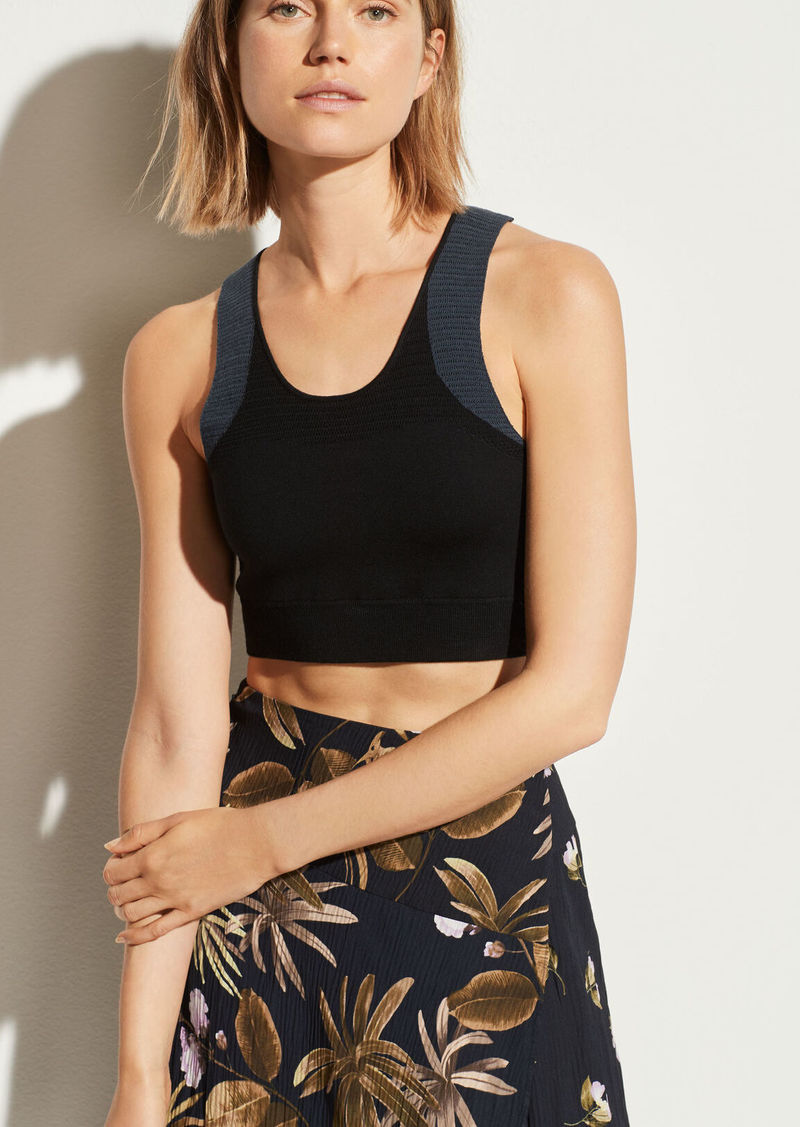 Vince Cropped Bra Top