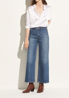 Vince Cropped Denim