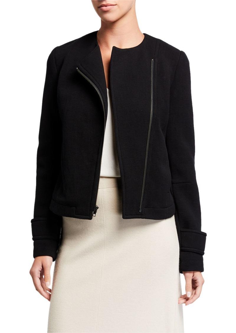Vince Cross-Front Jacket