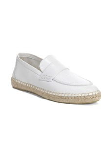 Vince Daria Leather Loafers