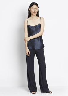 Vince Deconstructed Wide Leg Pant