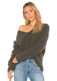 Vince Deep V Neck Sweater