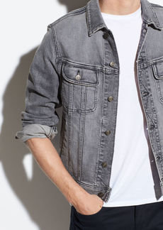 Vince Exclusive / Denim Trucker Jacket