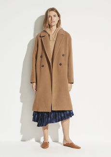 Vince Double Breasted Coat